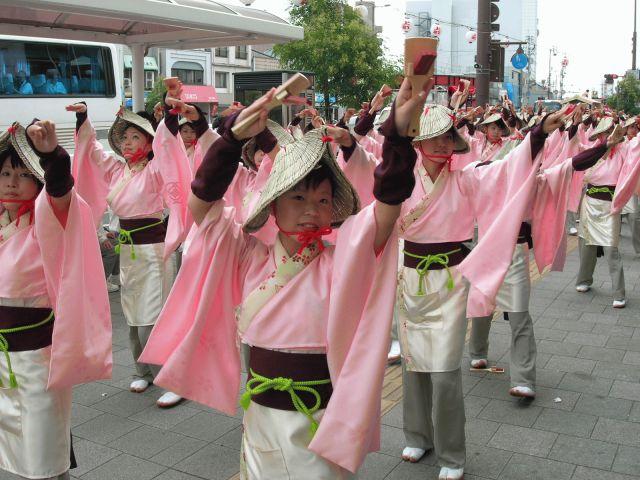 よさこいよさこい -高知よさこい祭り2005・チーム分析-