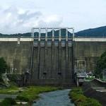 早明浦ダム、貯水率0%