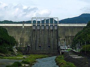 早明浦ダム、貯水率100%