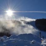 雪山バースデー