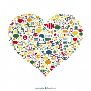 social-network-heart-design_23-2147490829