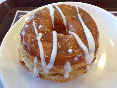 甘党におすすめ「Mr.Croissant Donut(ミスタークロワッサンドーナツ)」感想