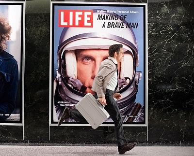 【映画】「LIFE!/ライフ」から学ぶ「人生を体験すること」の大切さ