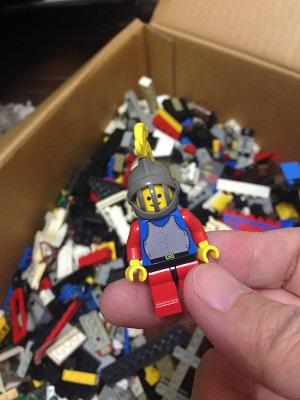 【リユース】 不要になった 「レゴブロック」 を寄付してみたよ。