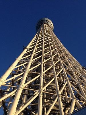 【予定調和】 東京スカイツリーに行くと東京タワーが恋しくなる