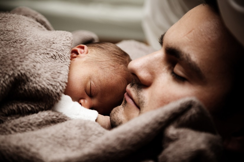 生後2週間の息子に語りかけてみた7つのこと