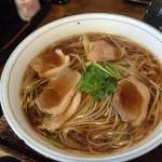 <食レポ>「深生そば」(箱根芦ノ湖・人気ランチ・子連れ)