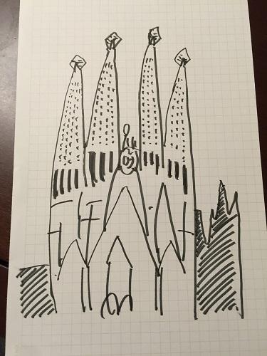 【未完の協会】サグラダ・ファミリア(ガウディの城)は「愛」でできている