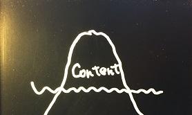 【氷山モデル】「コンテント」とは何か(Content)